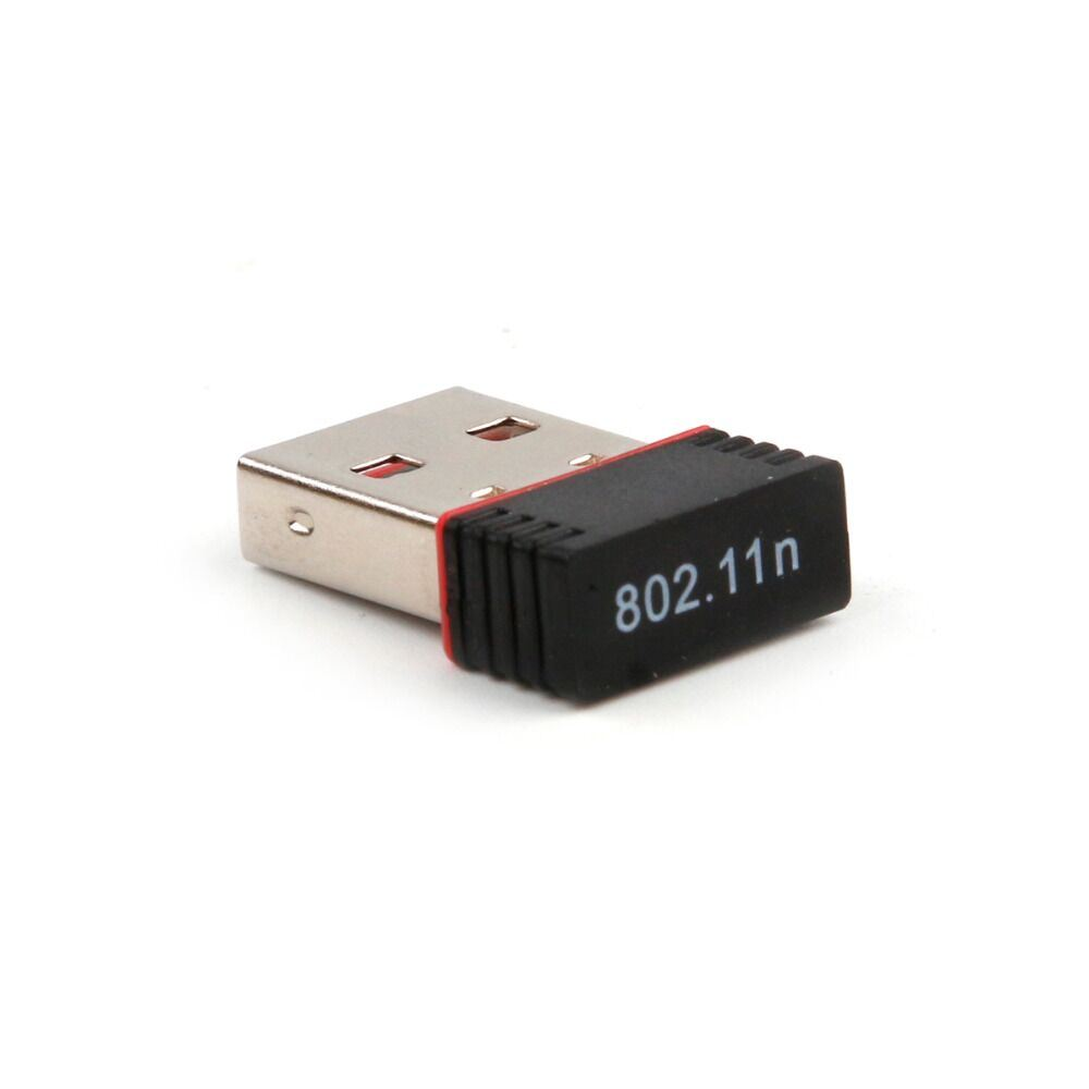 150m Mini Wifi Usb Adapter Wireless Lan Card Dongle Rt5370 Antenna 80211n 150 M Seamlessly Compatible With 80211b G N Devices