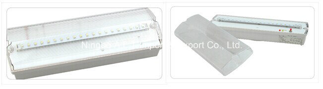 180mins UL Listed Rechargeable Battery LED Emergency Light