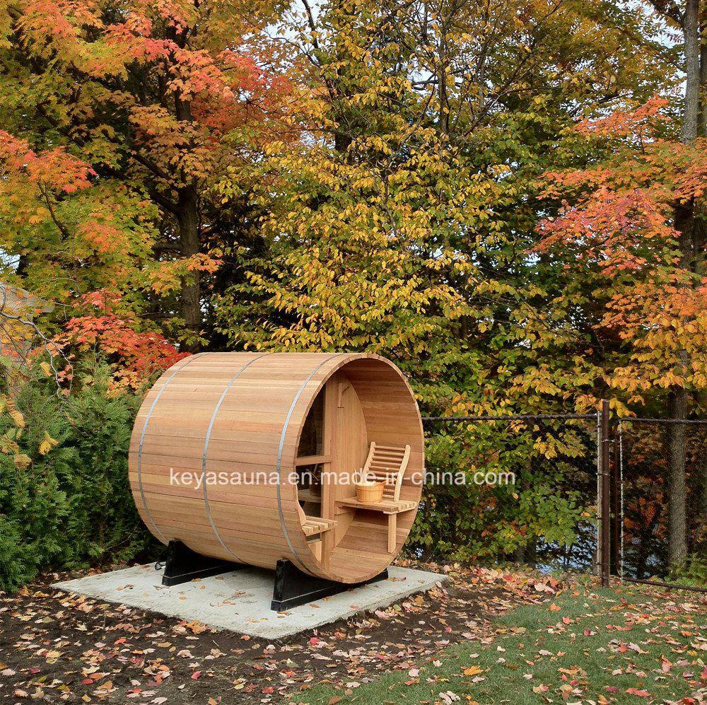 Cheap Price Sauna Beautiful Sauna House Mini Barrel Sauna For Garden