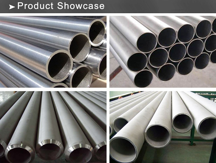 Seamless Stainless Steel Pipe ASTM A213/A213m ASTM A312/312m /JIS G3459 / DIN2462 /DIN17006 / DIN17007