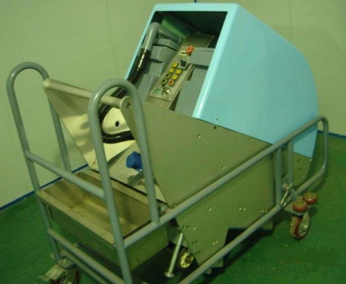 Machine De Nettoyage Automatique De Escalator Rotomac16b