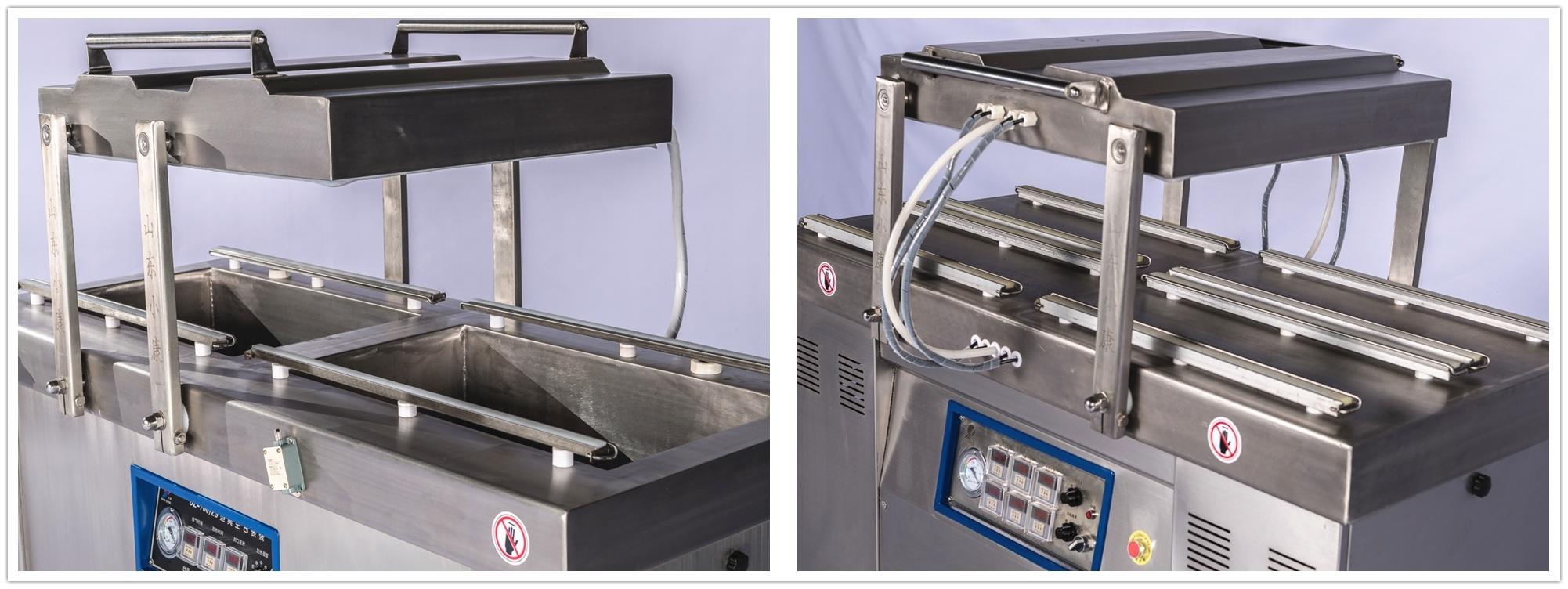 Vacuum Packing Machine for Fish