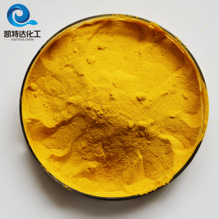 PAC/Polyaluminium Chloride Industry Grade for Waste Water Tratment