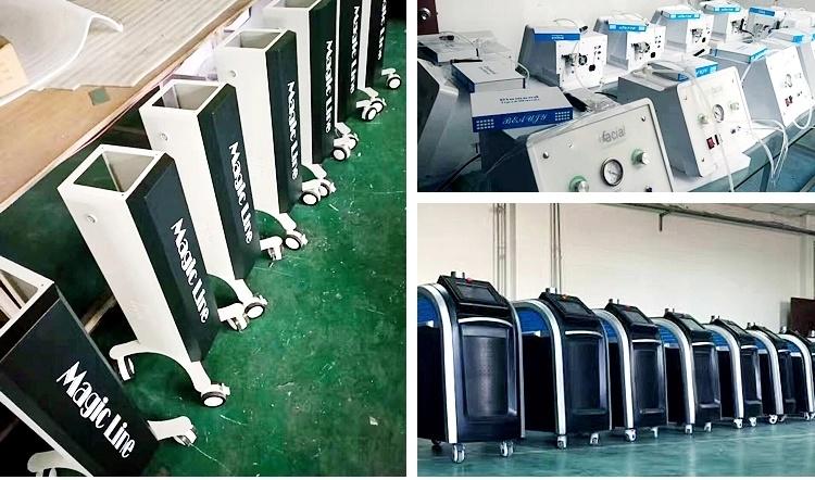 Wholesale Beauty Supply Distributors Multifunction Lipo Laser Vacuum RF Cavitation Ultrasound Machine