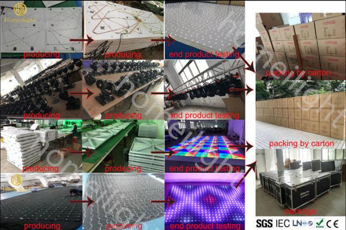 Chine Disco Party Led 3d Ab 238 Me De Miroir De Plancher De