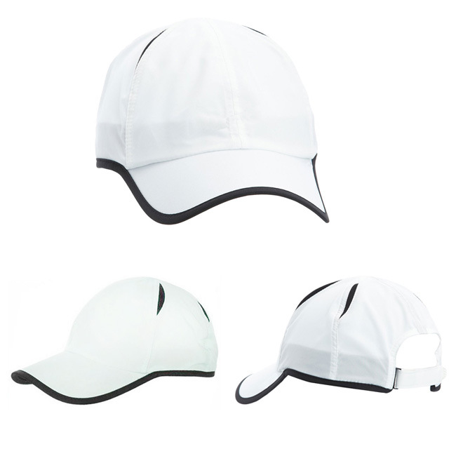 910f43d7 Wholesale Polyester Microfiber Dri Fit Hat Sport Running Caps ...