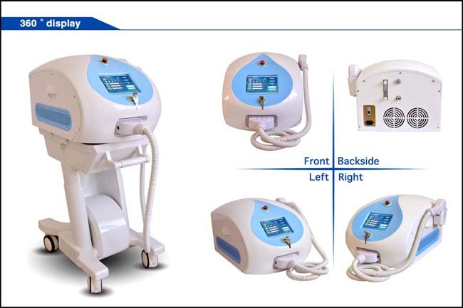 Fast and Painless Hair Removal Method-Diode Laser Hair Remove Machine 808nm Km300d