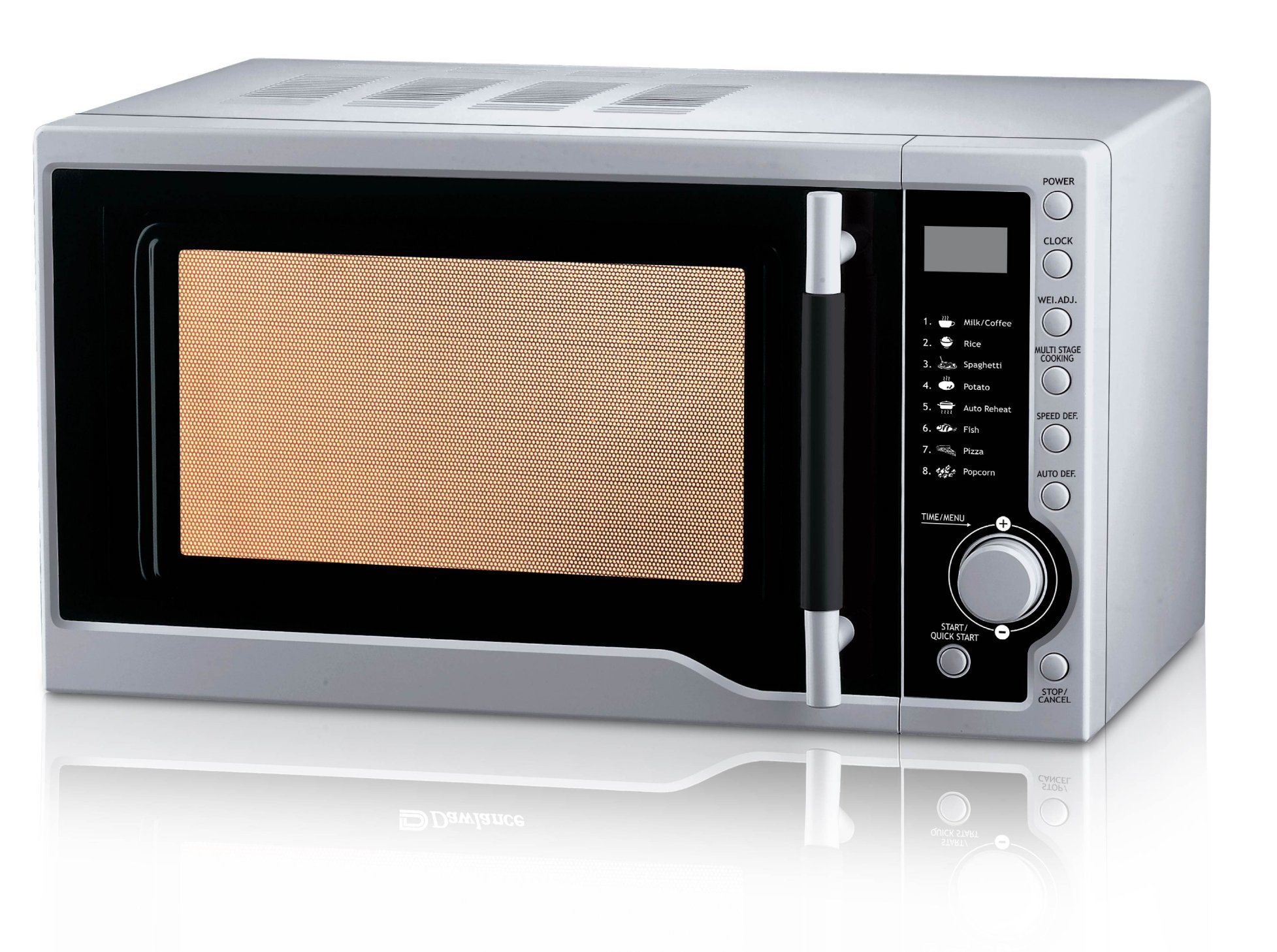 Photos Of High Quality Mini Portable Mechanical Digital Microwave Oven