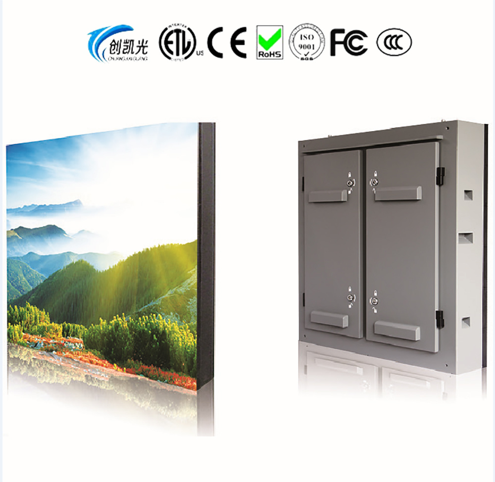 Ckgled P6/P8/P10/P16mm Outdoor Full Color LED Advertising Display Panel