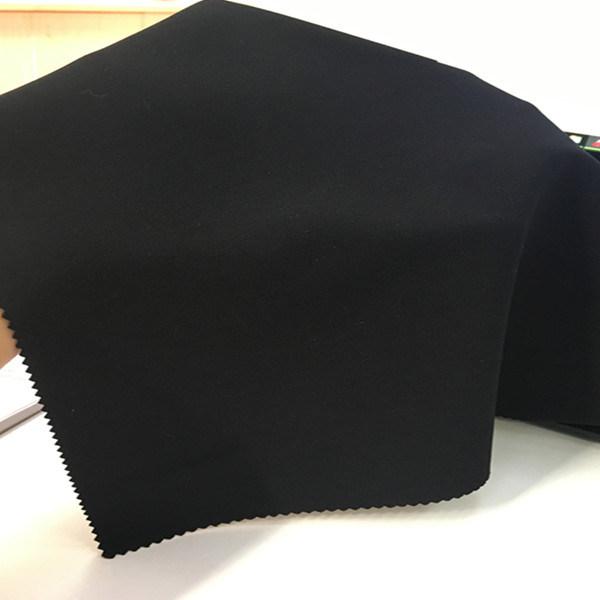 cbe2f2da5d49 Elastano poliéster duas ou quatro caminho tecido stretch bom tecido  elástico para calças compridas. Imagens de tecido: