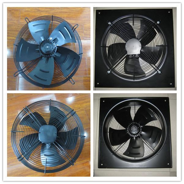 Axial Motor Rotor : Ventilador axial motor do rotor externo