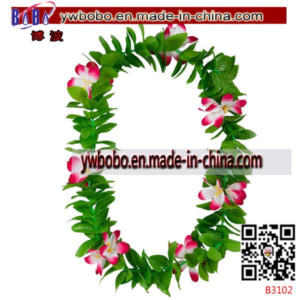 Yiwu Market Leis Hawaiian Party Items Export Agent (B3102)