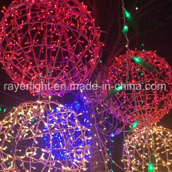 Factory Balls Christmas.Hot Item Indoor Outdoor Led Lighting Balls Christmas Decor From Factory