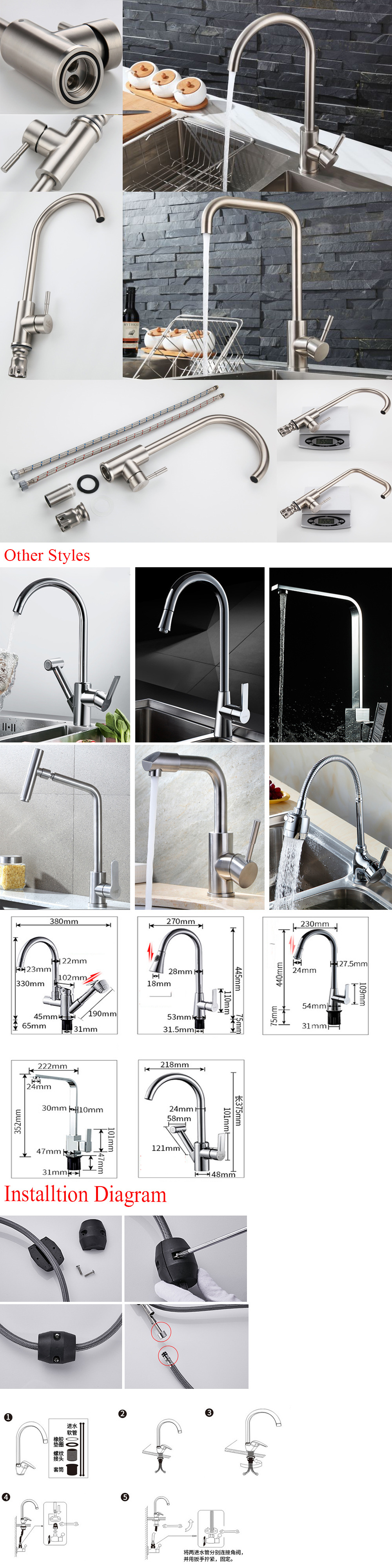 Vintage Energy Saver Plumbing Double Handle Kitchen Sink Tap Mixer Faucet China Faucet Tap Single Handle Made In China Com
