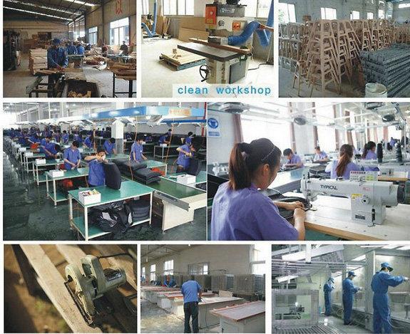 Foshan 가구 도시 새로운 디자인 목제 매니저 테이블 사무실 ...