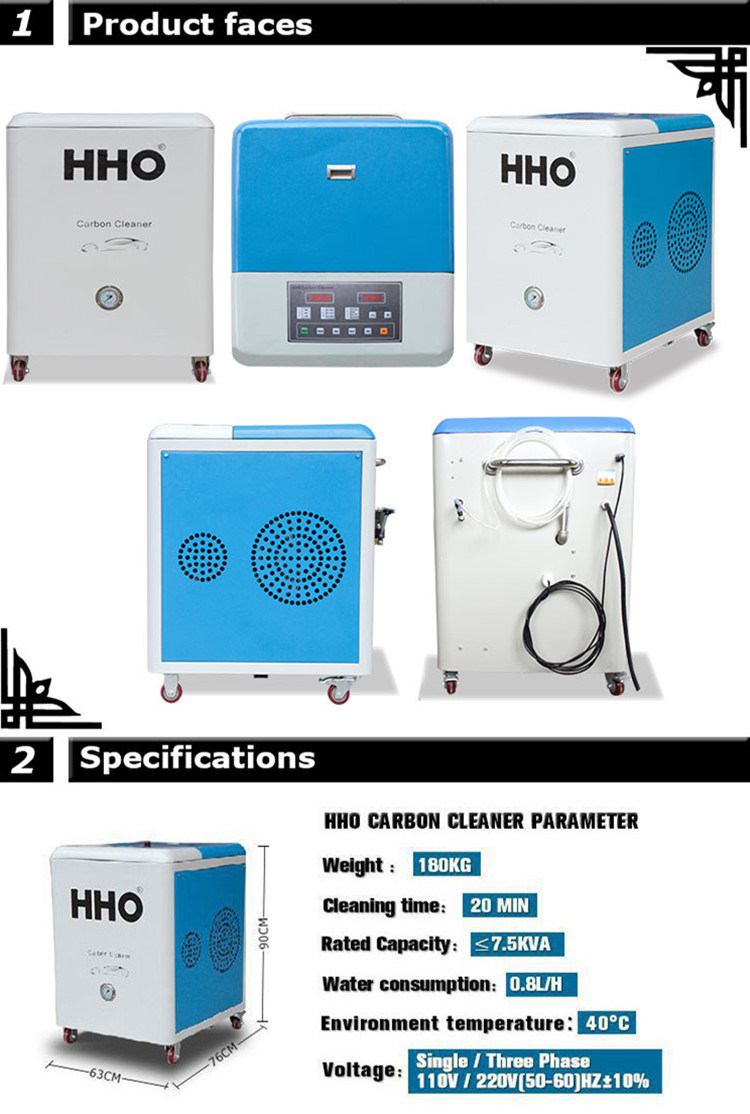 Hho Generator Machine Engine Carbon Clean Reviews China Engine
