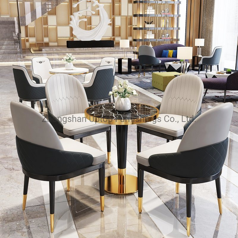 Luxury Upholstered Chairs Cafe Furniture Restaurant Chairs For Sales Sp Ec212 China Restaurant Furniture Restaurant Table Made In China Com