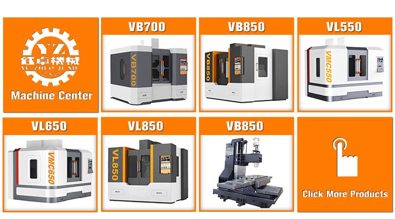 Vmc850 CNCのフライス盤