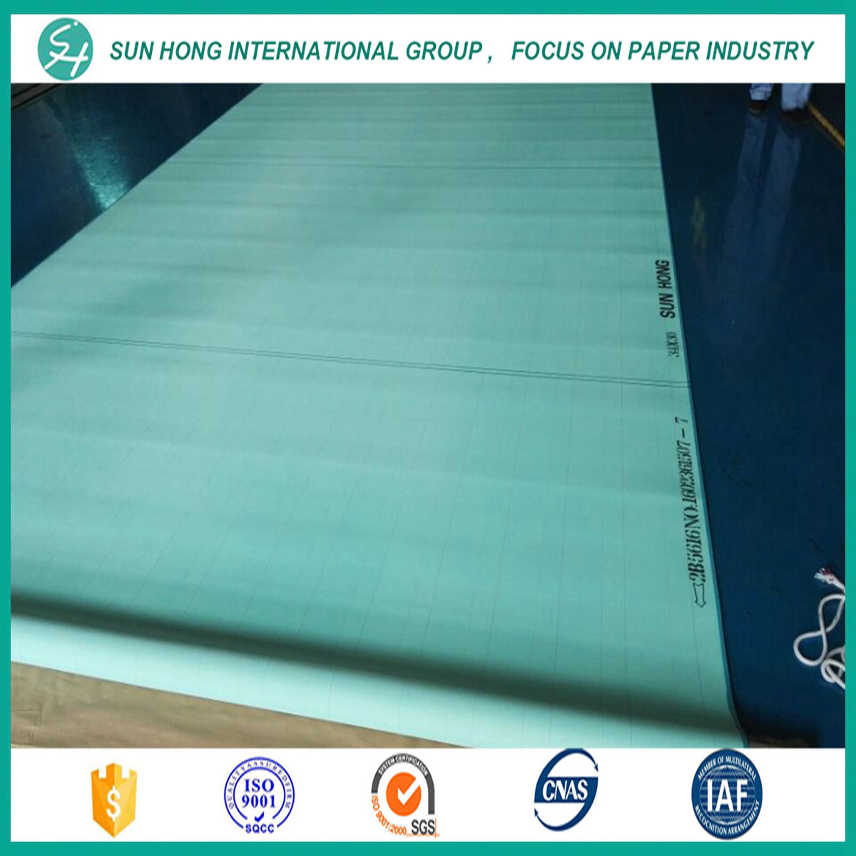 Polyester Forming Wire Suitable for Kraft Paper - China Formiing ...