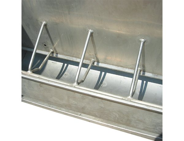 Galvanized Pig Farrowing Cratec for Sow Feeder
