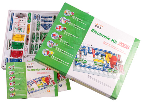 China Electronic Toys for Kids Educational Engineering ...