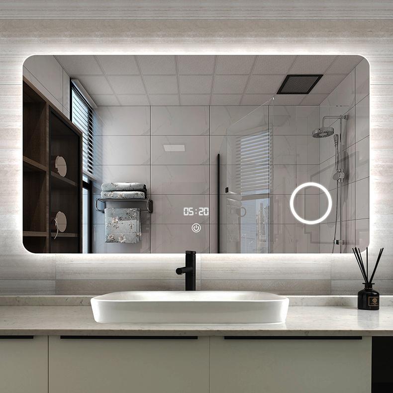 Home Decor Luxury Interior Mirror Long, Long Bathroom Mirrors