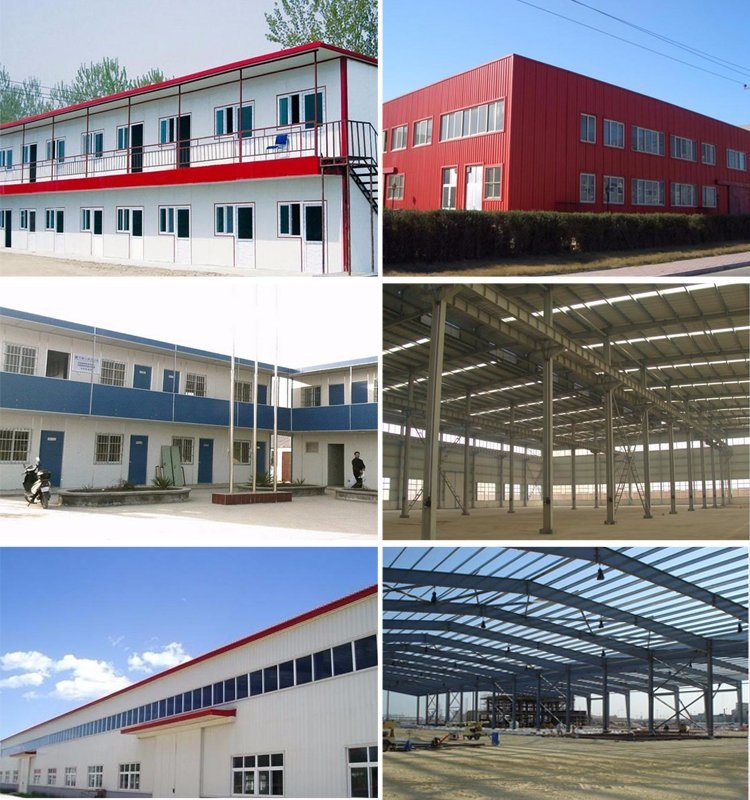 Fast erigir Ingeniería Pre Prefabricados de estructura de acero de ...