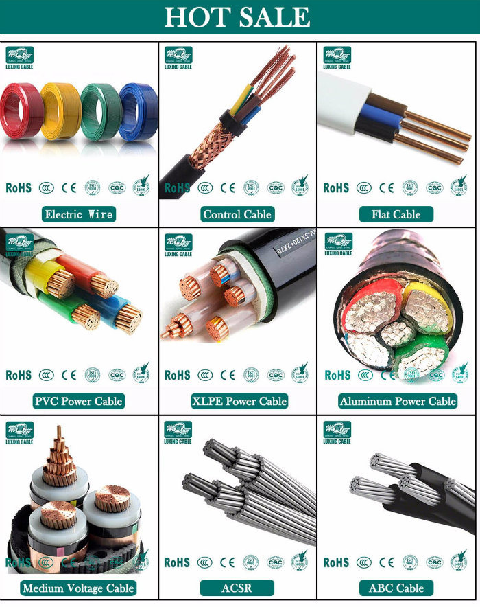 BV, Blv, BVV, Blvv, BVVB, Blvvb, Bvr Electric Wires