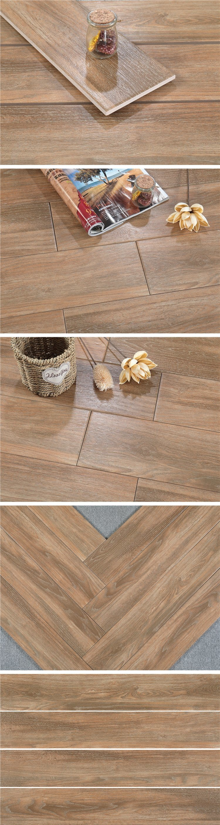 Bathroom Shower Kitchen Floor 150x900mm Porcelain Wood Tile Canada China Ceramic Wood Tile Wood Look Tile Made In China Com