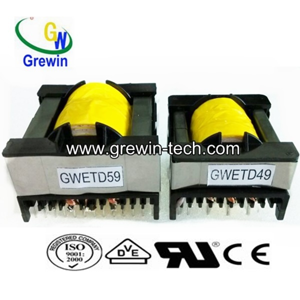 AC DC Adaptor High Frequency Transformer for Switching Power Supply