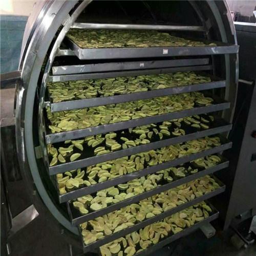 Hot Sale Banana Apple Strawberry Vacuum Freeze Dryer
