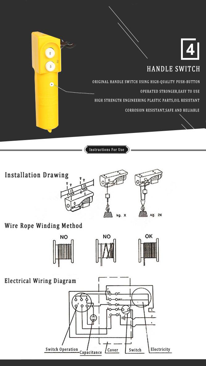 Pa 200 Wiring Diagram Expert Diagrams Speaker Portable Used Lift Hoists Motor Lifting Hoist Pa200 Pa300 Pa400 Car Audio