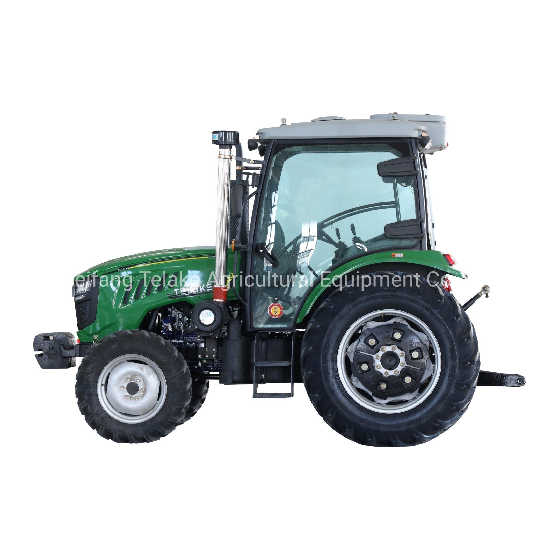 Telake Mini Farm Tractor 4wd 80hp 90hp 100hp Agricultural Tractor China Tractor Farm Tractor Made In China Com