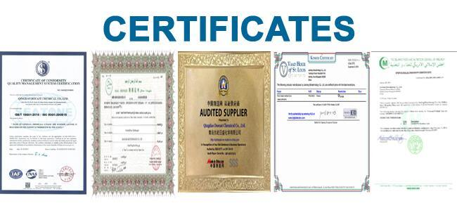 Food Grade Xanthan Gum with Halal Kosher Certificate