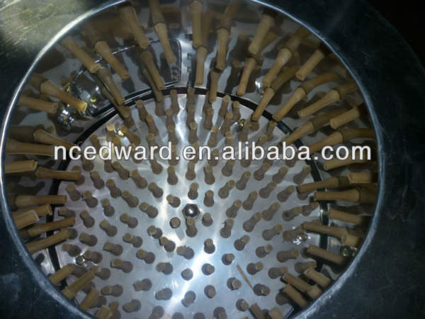 Hhd Business Industrial Ce Approved Turky Plucker Machine for Sale Ew-50 Ce Approved