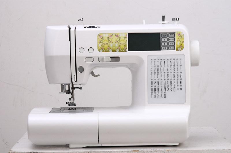 Hogar portátil bordados computarizados y máquina de coser con todos ...