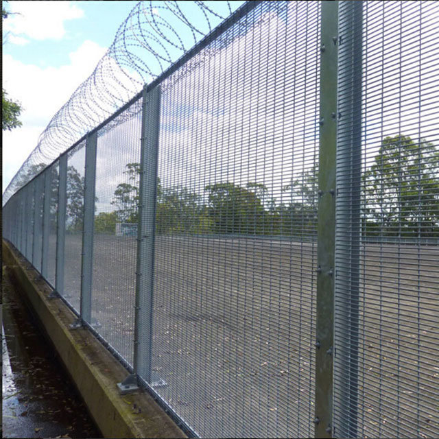 Custom Perimeter High 358 Security Mesh Fencing Price