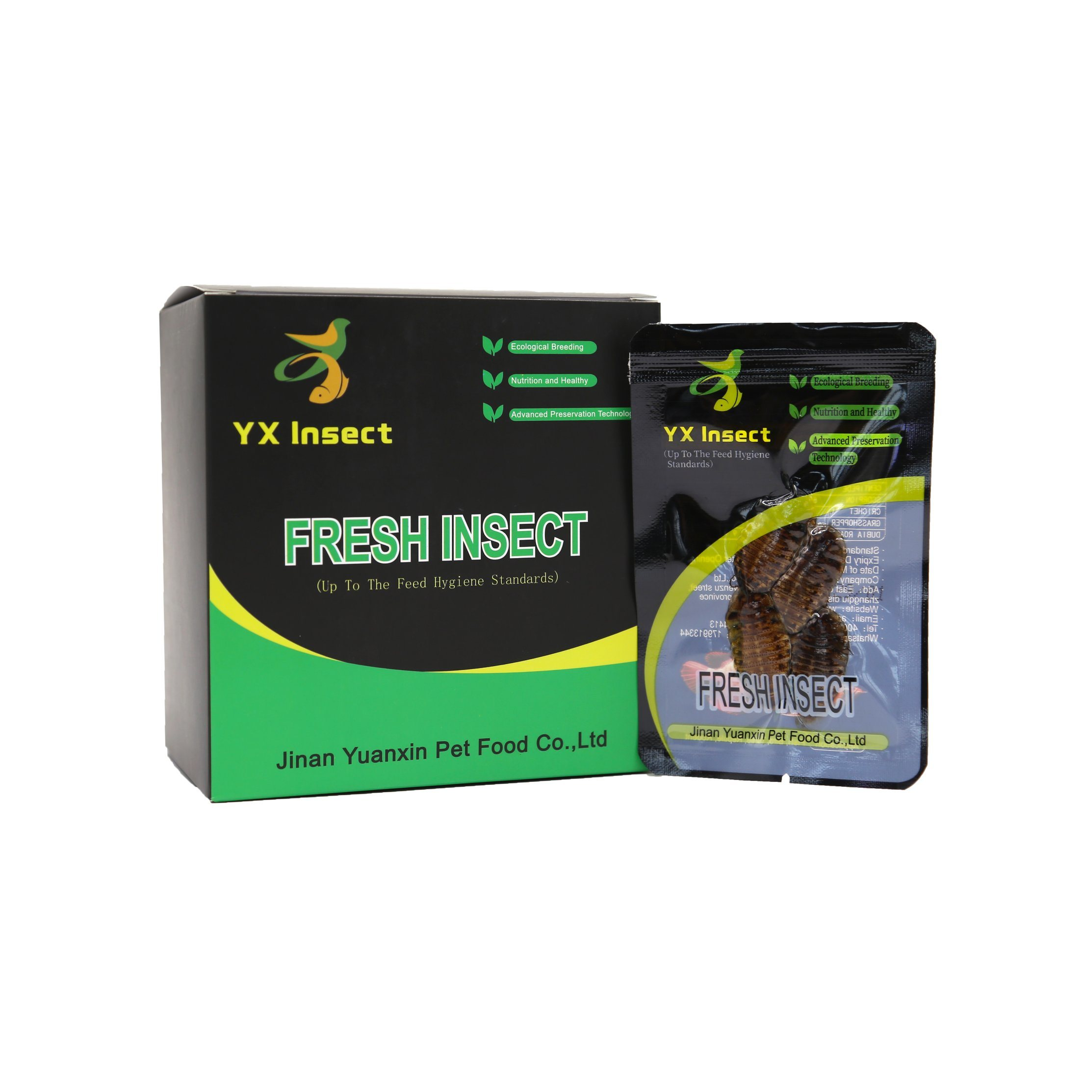 Iso Fda Fresh Dubia Roach For Aquarium Fish Feed China Fresh Roach And Arowan Food Price Made In China Com