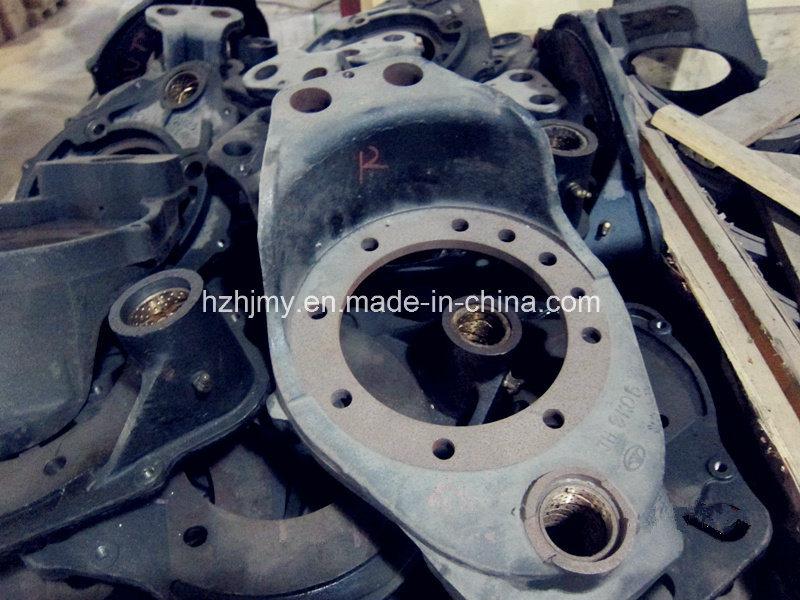 96260604 Daewoo Bus Axle Brake Shoe Bracket