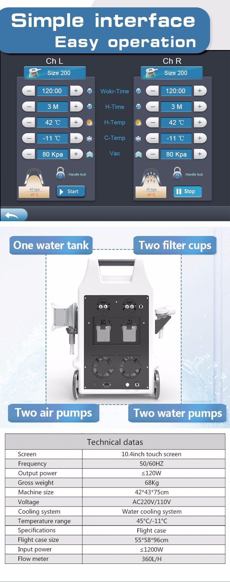 f386112955 Wholesale Cryolipolysis Freezefats Machine Freezefats with Double ...