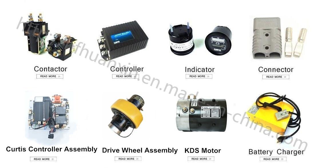 Wholesale Brush Motor Speed Regulator Curtis AC Motor Controller 1236-6401