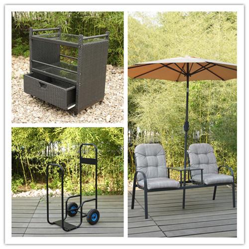 La moderna silla de mimbre y rattan Plaza y el cuadro patio jardín ...