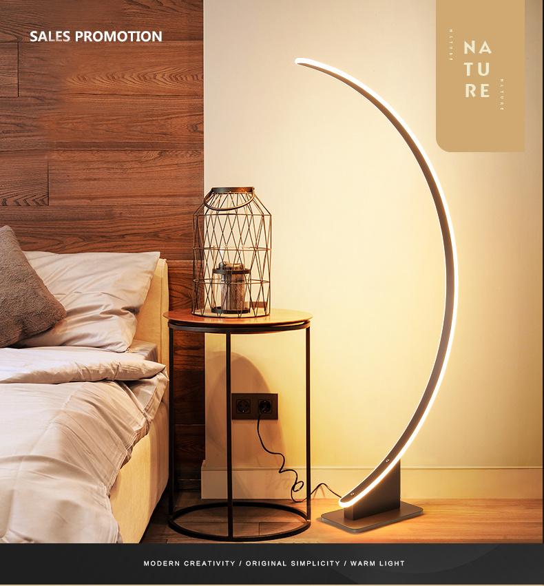 Floor Lamp Simple Modern Nordic, Floor Standing Lamps For Living Room