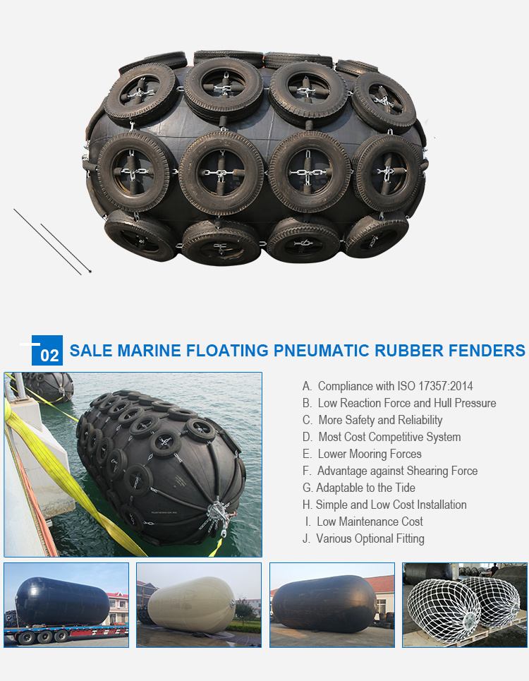 Fast Delivery Marine Pneumatic Rubber Yokohama Fender