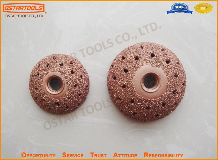 Carbide Buffing Wheel Original Sphere Round Abrasive Tyre Grinding