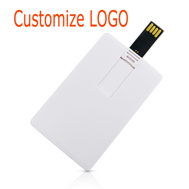 Hot Sell 4GB Mini Business Card USB Flash Drive Pendrive (TF-0109 ...
