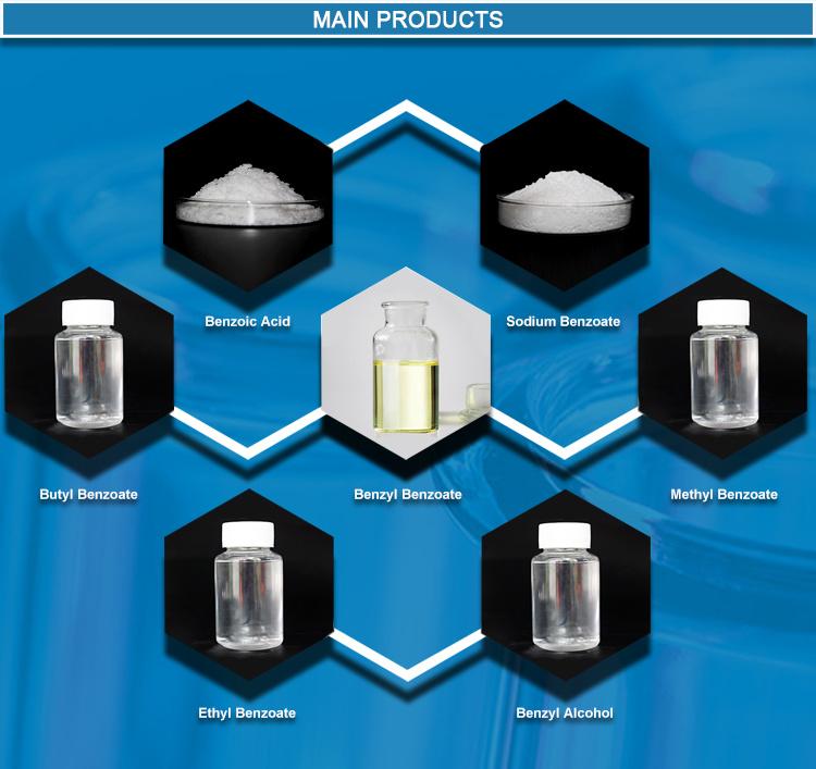 Benzoic Acid CAS No 65-85-0 Food Preservatives