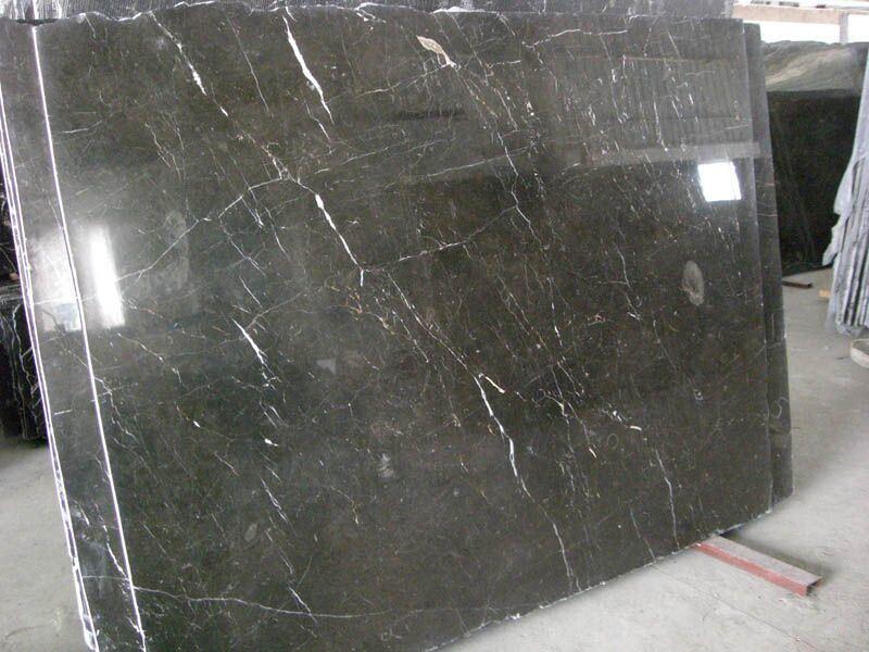 Piedra natural marron emperador m rmol para pisos for Marmol marron emperador
