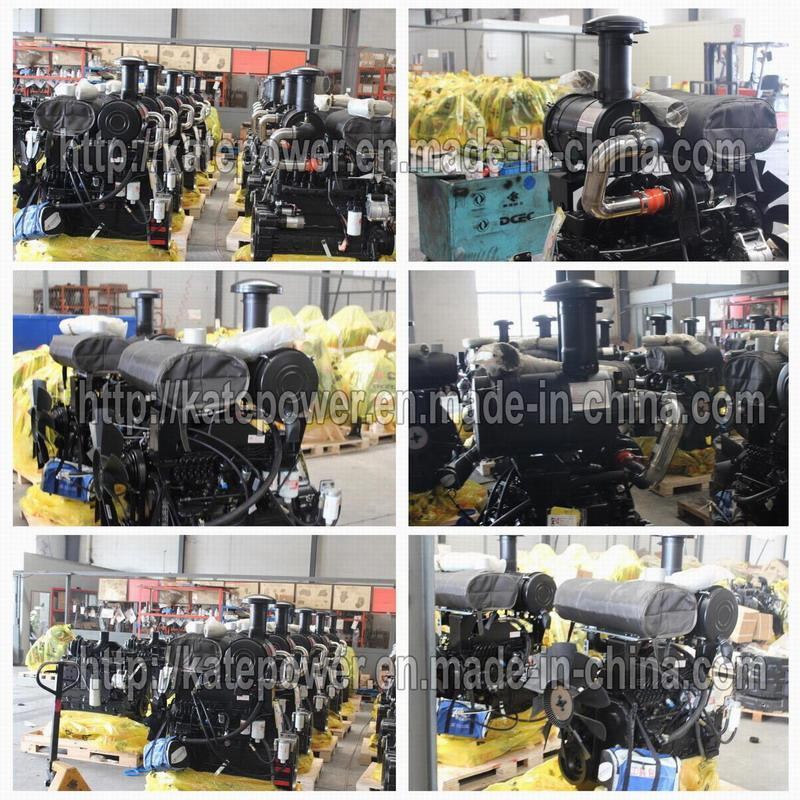 China Diesel Engine Manufacturer 4b3.9-G1 Engine Factory Supplier