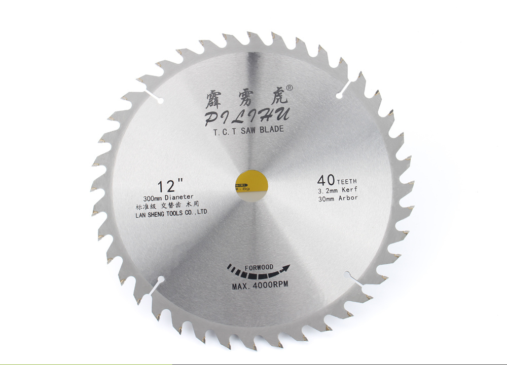 China Manufacturer Tct Saw Blade For, What Kind Of Saw Blade To Cut Laminate Flooring